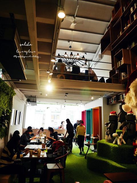 台北車站不限時餐廳咖啡下午茶OROMO Cafe奧蘿茉咖啡 (14)