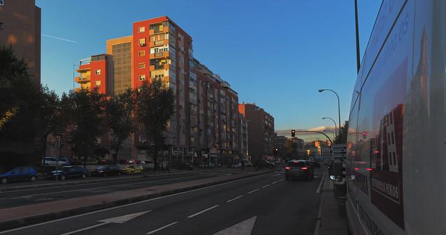 Avenida de Córdoba, Madrid (2016)