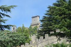 The walls of San Marino I