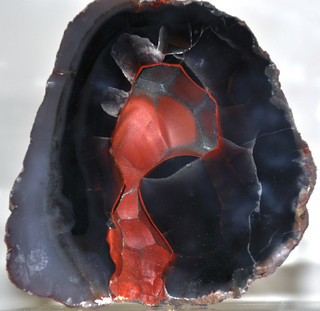 Red Fox Agate (Chubut, Patagonia, Argentina) 1