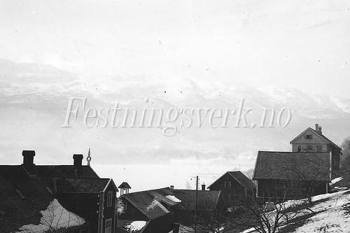 Voss Bergen distriktet (1201)
