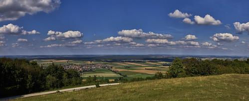 Nördlich vom Hesselberg (2)