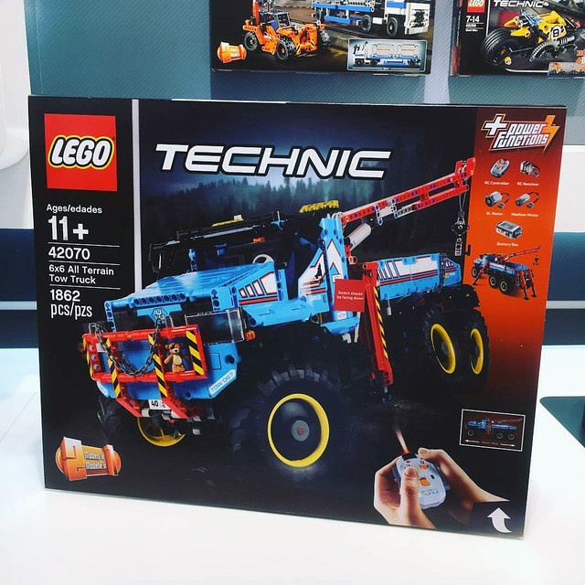 Nürnberg Toy Fair 2017 Technic 1