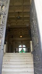 The Palace's entrance