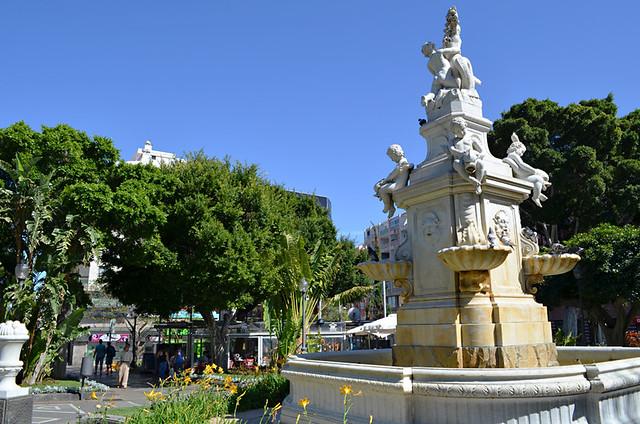 Plaza Weyler, Santa Cruz, Tenerife