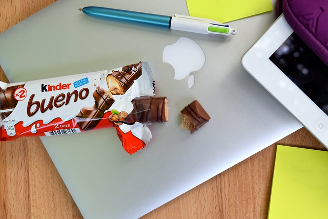 Kinder Bueno Desk Snack