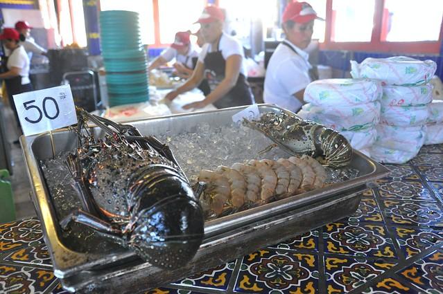 Puerto Nuevo Seafood