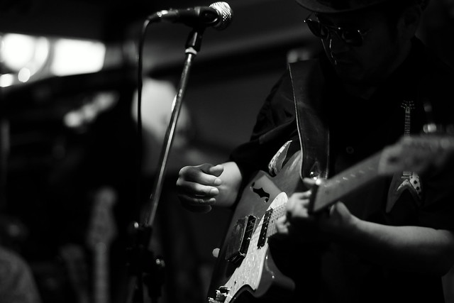 Blues live at Bright Brown, Tokyo, 16 Aug 2015. 216