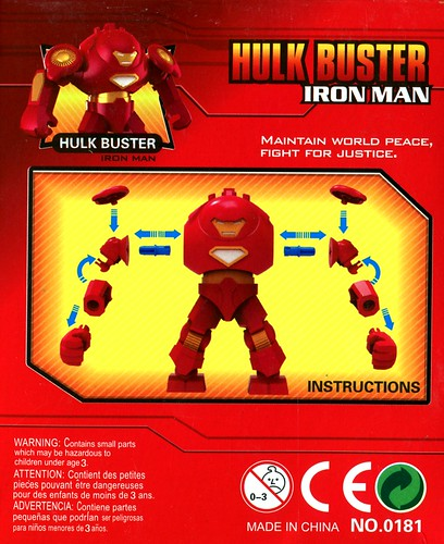 LEGO 76031 The Hulk Buster Smash c2