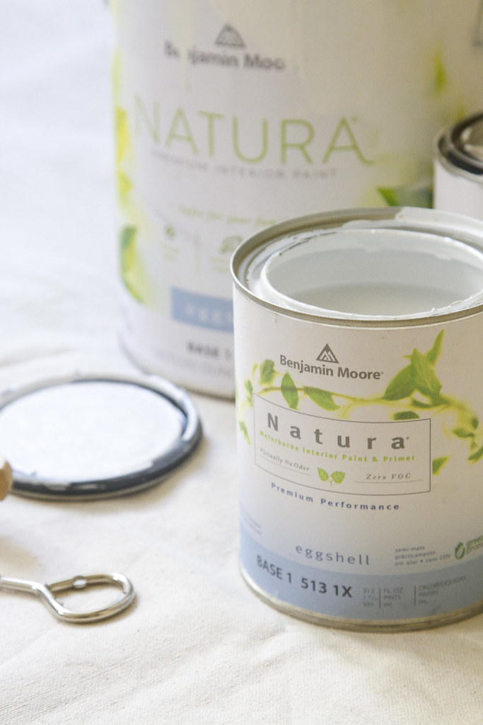 benjamin moore natura closet redux | reading my tea leaves