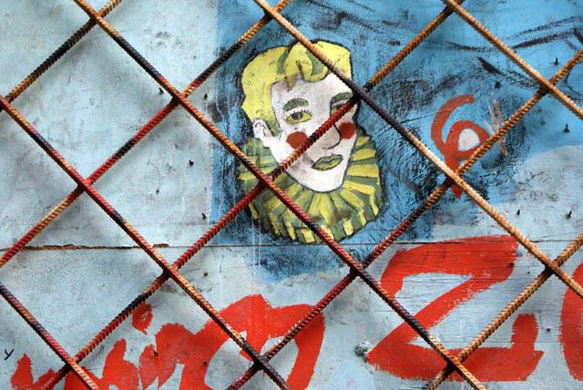 Un clown en prison
