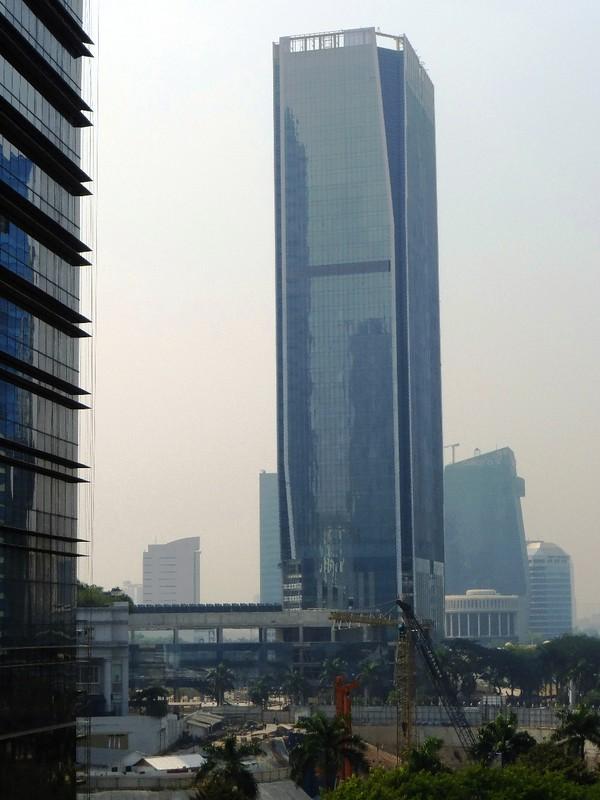 Image result for btpn office tower