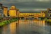 _MG_4444-Ponte Vecchio Sunset by Bob Alldredge