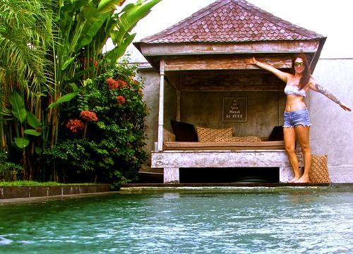 sarah @ PH pool