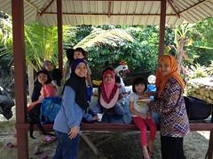 Family day #utm98 aat Janda Baik
