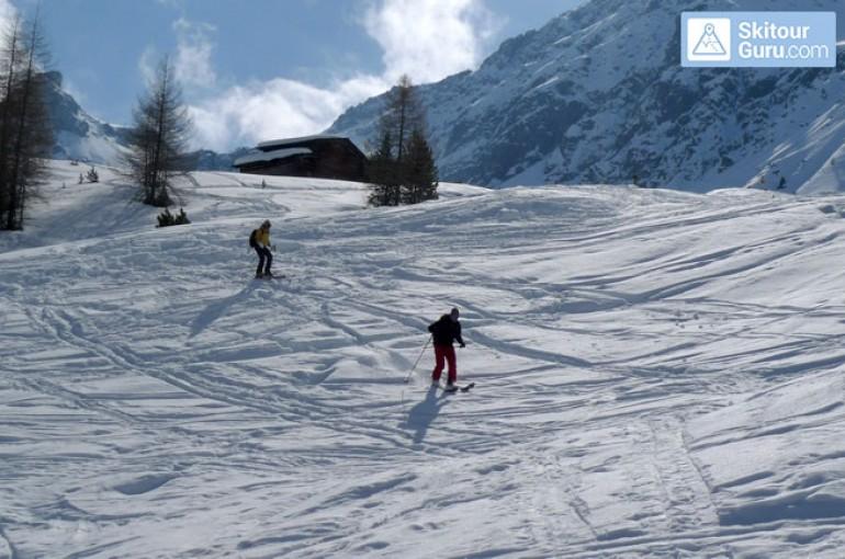 Typické lavinové situace III. - mokrý sníh
