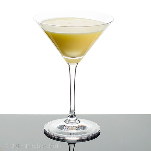 Golden Dream Cocktail