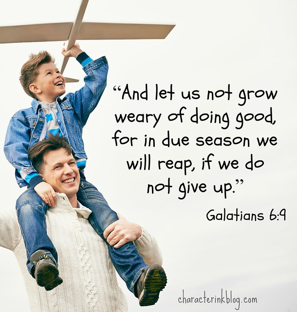 Six Ways to Not Grow Weary in Well Doing