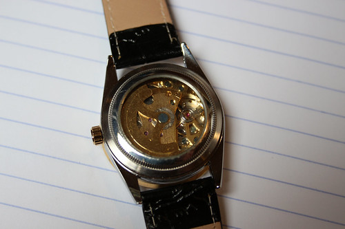 Steampunk watch by Weird Ape