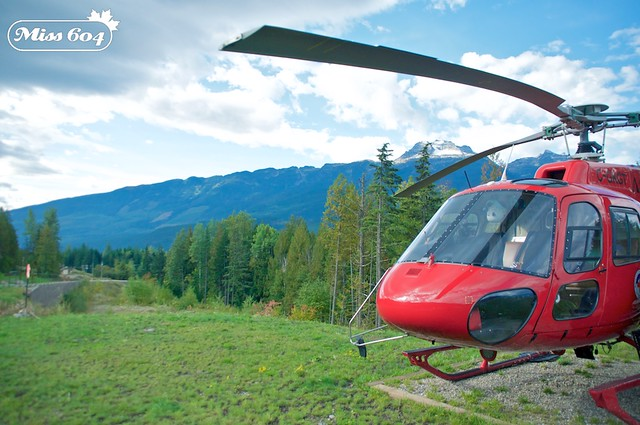 HeliHiking In Revelstoke With Selkirk Tangiers