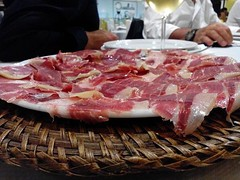 charcuterie, red meat, jamã³n serrano, capicola, horse meat, prosciutto, food, dish, cuisine, lamb and mutton,