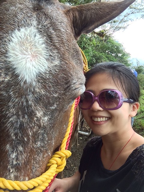 Selfi with Horse