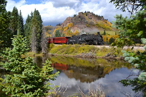 railroad train engine steam passenger narrowgauge cts cumbres toltec 488 windypoint drgw k36 coxo