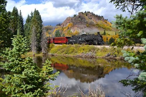 railroad train engine steam passenger narrowgauge cts cumbres toltec 488 windypoint drgw k36 coxo