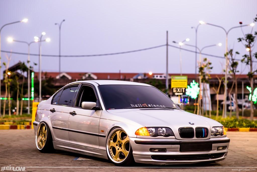 Arvel Dumais BMW E46