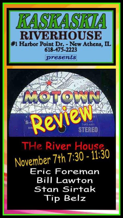 Kaskaskia Riverhouse 11-7-15
