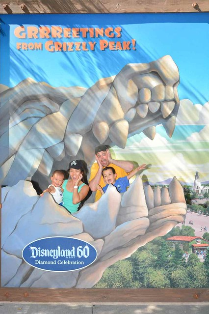 Disneyland PhotoPass California Adventures