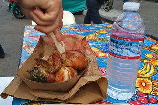 Mission Farmer's Market - Rotisserie Chicken dinner