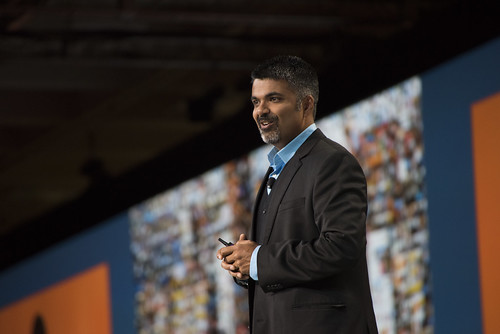 Sharat Chander, Java Welcome Keynote, JavaOne 2015 San Francisco