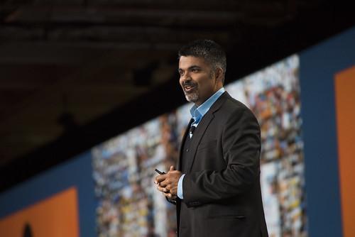 Sharat Chander, Java Welcome Keynote, JavaOne 2015 San Francisco