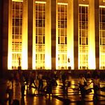 Trocadéro by night