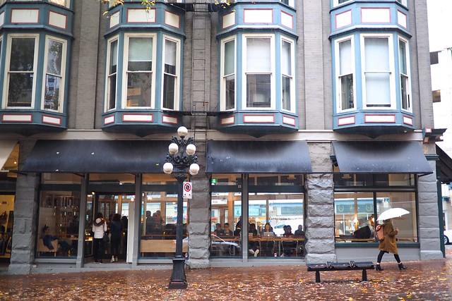 Buno Coffee Espresso Bar | Gastown, Vancouver