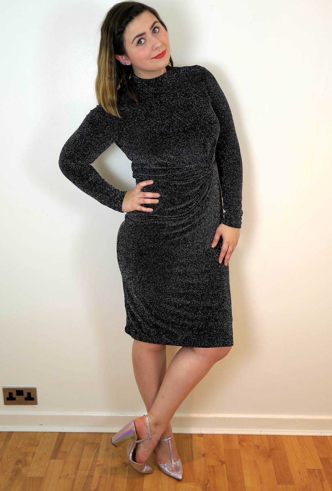Wallis Party Persona Evening Starlet UK Fashion Lifestyle blogger