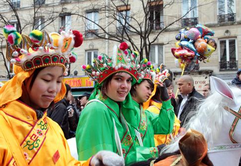 10b21 Año Nuevo chino XIII116 variante 1 Uti 485