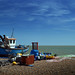 Fishing Boat, Aldeburgh by paul-turner