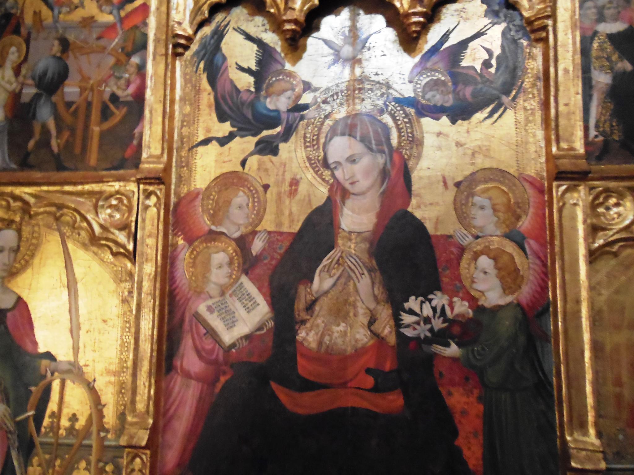 Se or del biombo la pintura g tica valenciana en el siglo xv - Materiales de pintura de pared ...