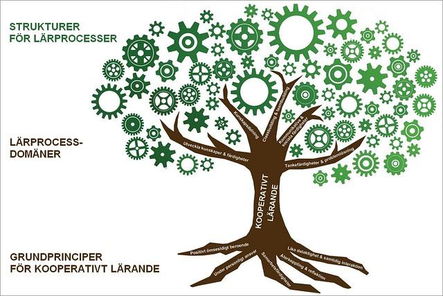 Kooperativt Lärande - grundprinciper & lärprocessdomäner