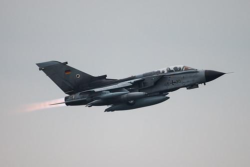 Abflug in den Syrien-Einsatz