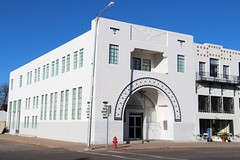 Old Marfa National Bank Building (Marfa, Texas)