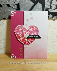 Neat and Tangled, Stampin' Up, and Gina Marie designs  ://www.instagram.com/p/BPDt7K6jakz/