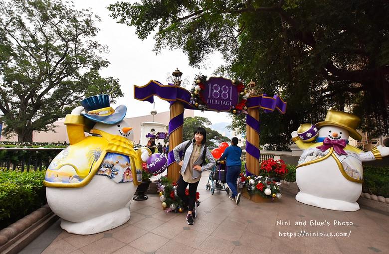 香港1881 Heritage廣場旅遊景點18