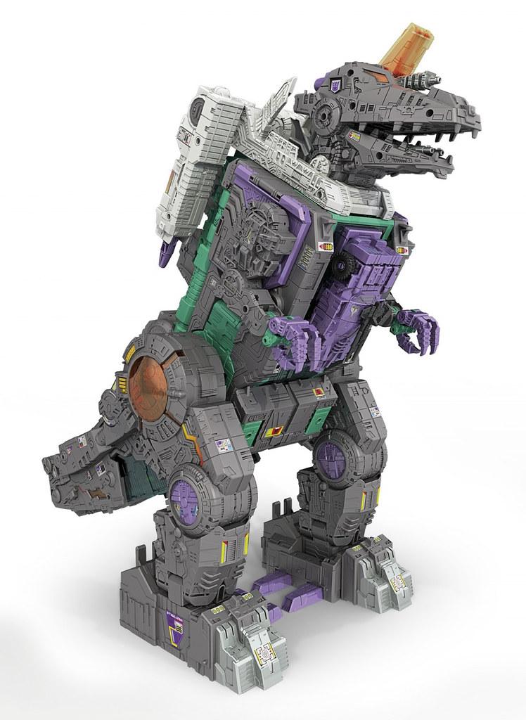 狂派最強戰鬥堡壘!Transformer Legends LG43 鐵甲龍 Trypticon トランスフォーマー レジェンズ ダイナザウラー