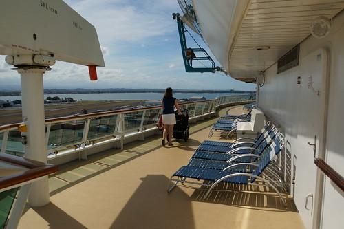 Koukku ylös Royal Caribbean