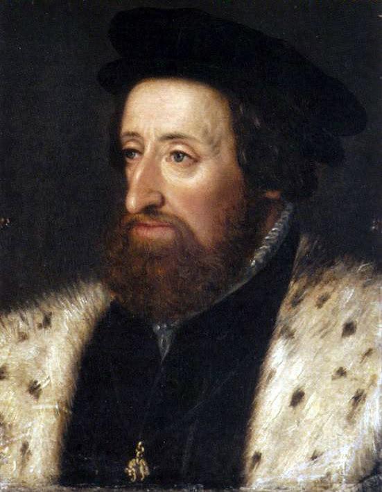 Emperor Ferdinand I, by Hans Bocksberger the Elder