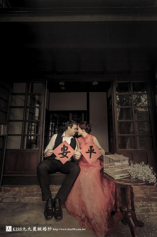 [分享]中西合璧絕美婚紗!感謝高雄Kiss九九麗緻婚紗讓我圓夢!_其他01