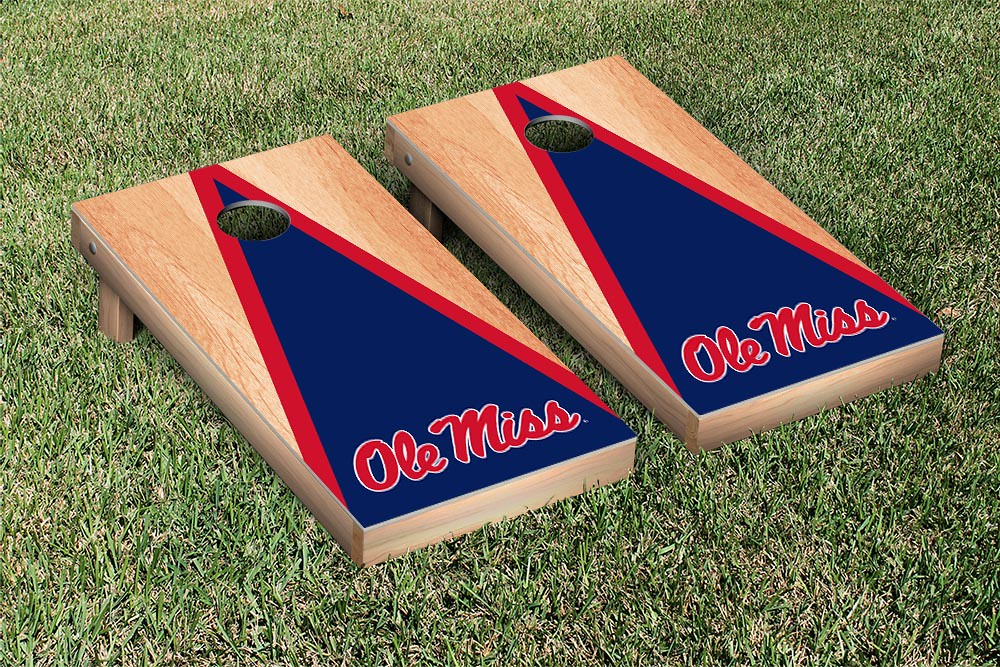 Ole Miss Rebels Hardcourt Triangle Version